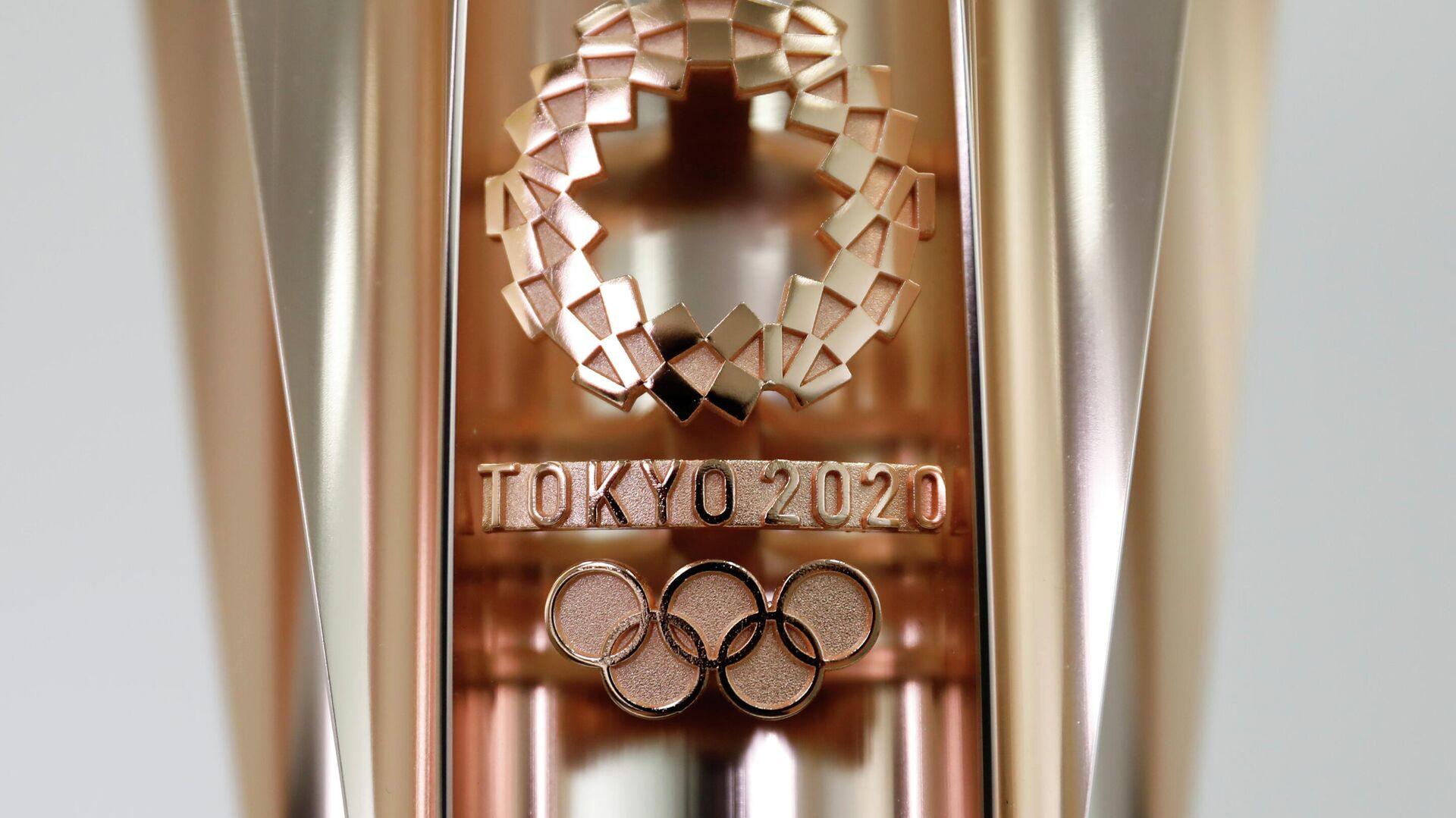 Antorcha olímpica de las JJOO de Tokio - Sputnik Mundo, 1920, 20.03.2021