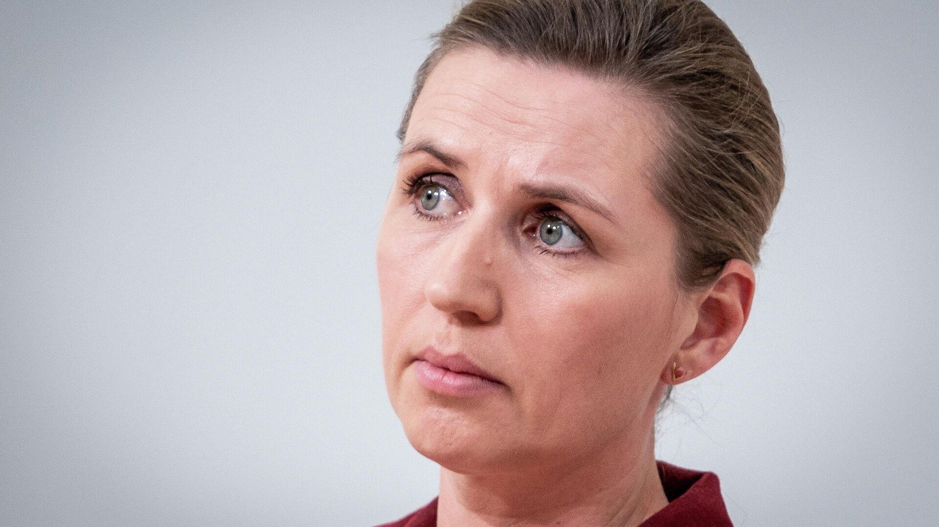 Mette Frederiksen, la primera ministra de Dinamarca - Sputnik Mundo, 1920, 22.03.2021
