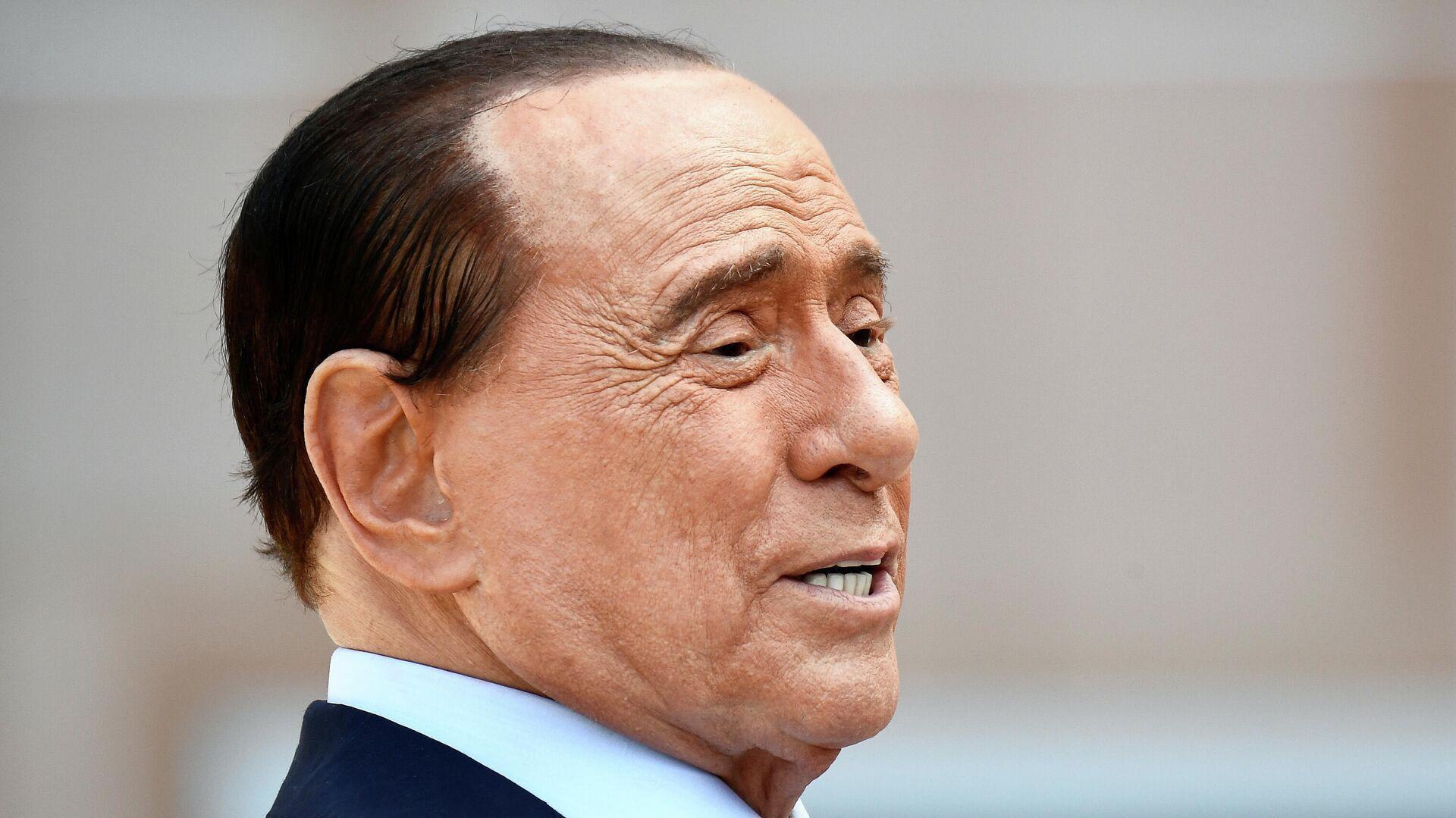 Silvio Berlusconi, el ex primer ministro de Italia - Sputnik Mundo, 1920, 24.03.2021