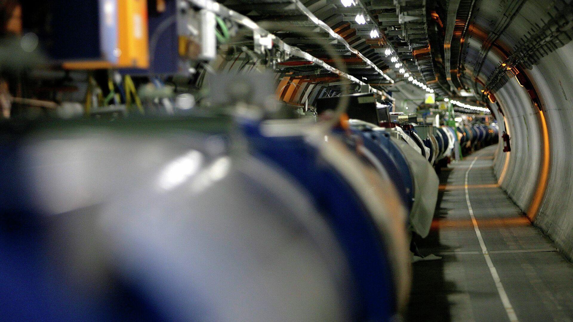 Gran Colisionador de Hadrones - Sputnik Mundo, 1920, 24.03.2021