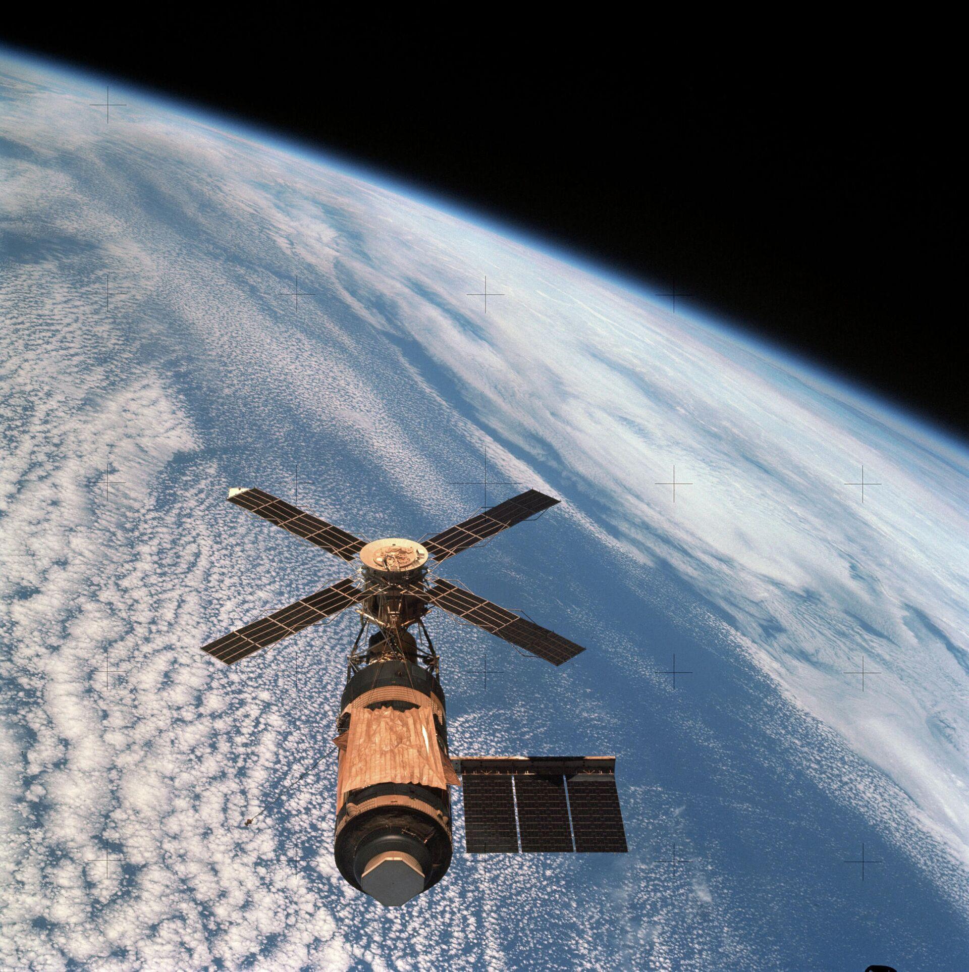 El laboratorio espacial estadounidense Skylab - Sputnik Mundo, 1920, 25.03.2021
