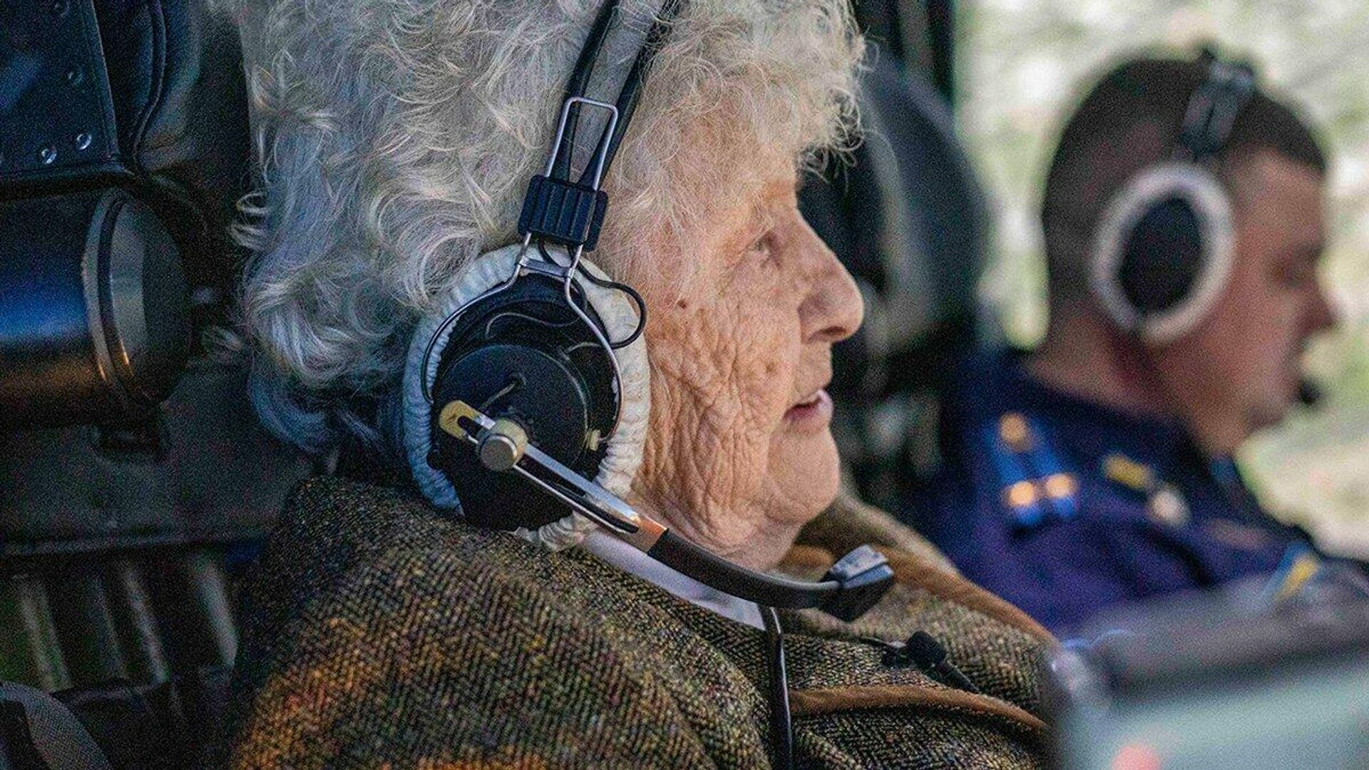 María Koltakova, veterana de la II Guerra Mundial de 99 años de edad - Sputnik Mundo, 1920, 25.03.2021