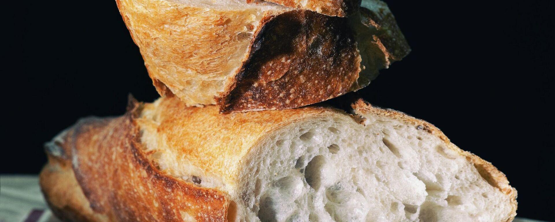 Un pan baguette francés - Sputnik Mundo, 1920, 06.08.2021