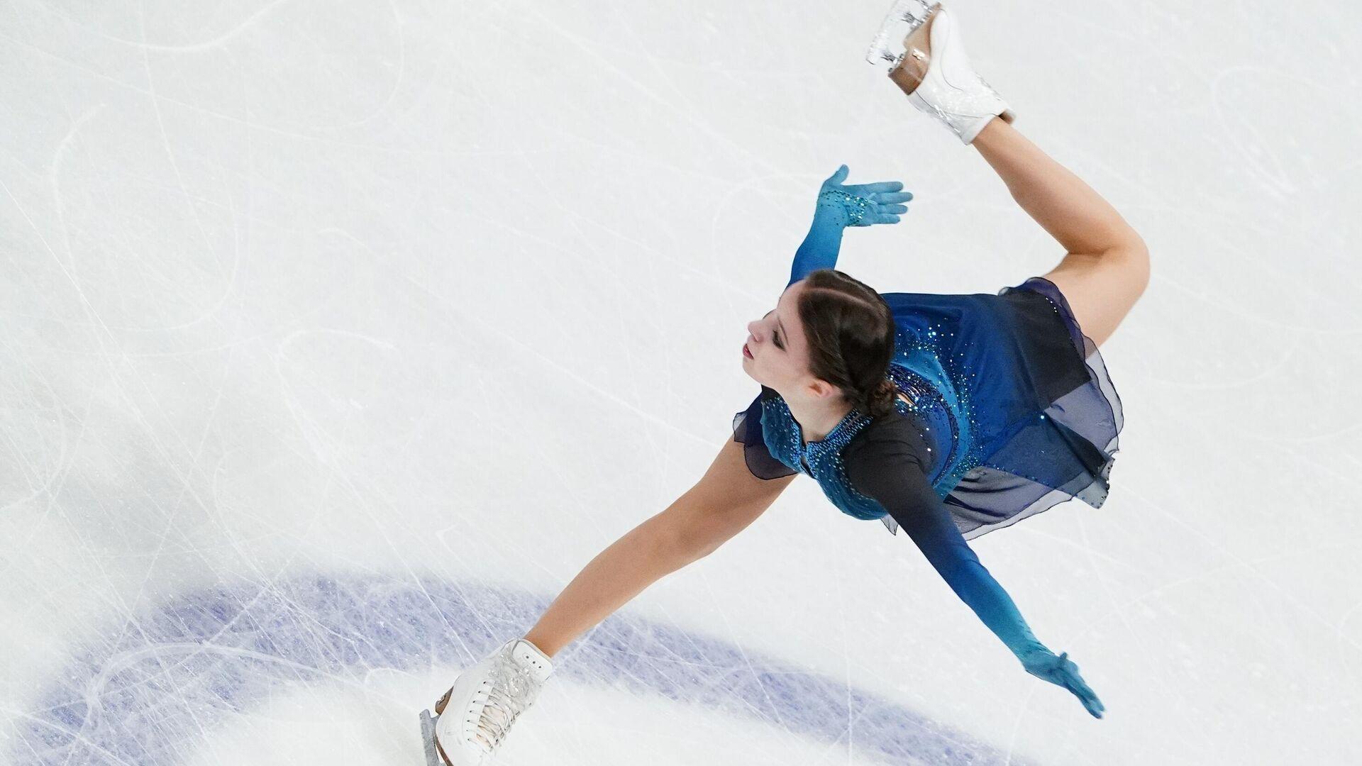 Anna Shcherbakova, campeona mundial de patinaje artístico - Sputnik Mundo, 1920, 26.03.2021