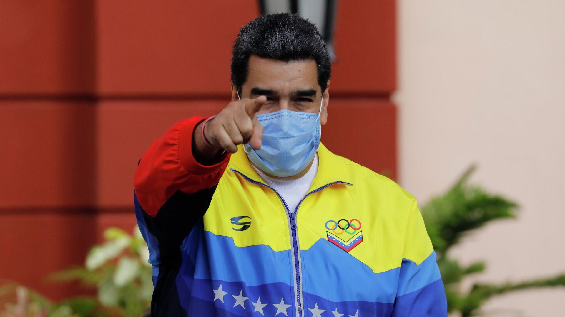 Nicolás Maduro, presidente de Venezuela - Sputnik Mundo, 1920, 28.07.2021