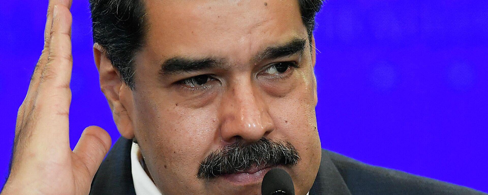 Nicolás Maduro, presidente de Venezuela - Sputnik Mundo, 1920, 07.09.2021