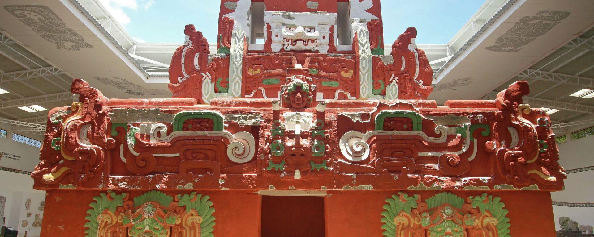 El templo maya Rosalila - Sputnik Mundo, 1920, 29.03.2021