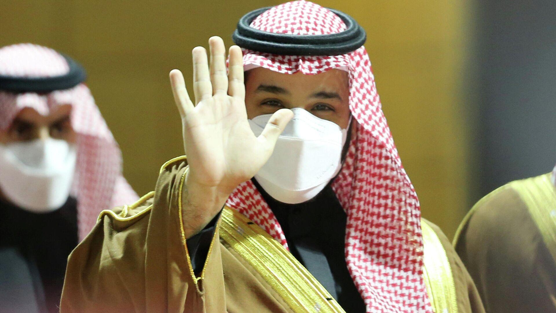 Mohammed bin Salman, príncipe heredero de Arabia Saudí - Sputnik Mundo, 1920, 31.03.2021