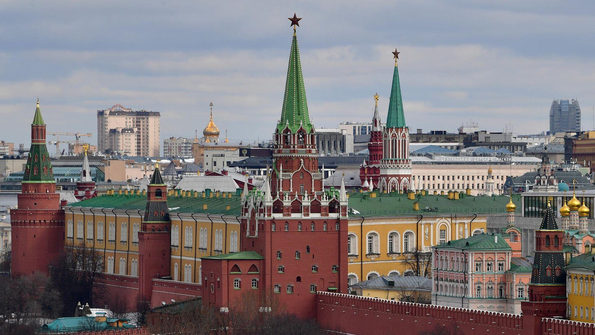 El Kremlin, Rusia - Sputnik Mundo, 1920, 27.09.2021