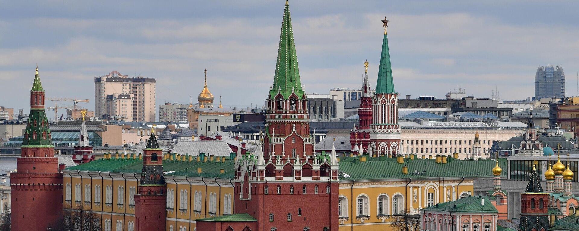 El Kremlin, Rusia - Sputnik Mundo, 1920, 23.08.2021