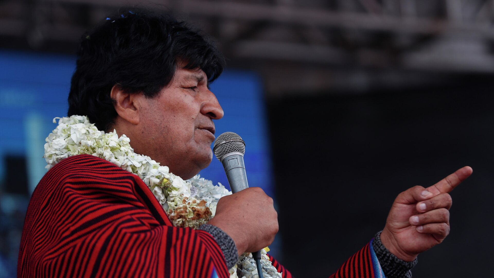 Evo Morales, expresidente de Bolivia - Sputnik Mundo, 1920, 27.08.2021