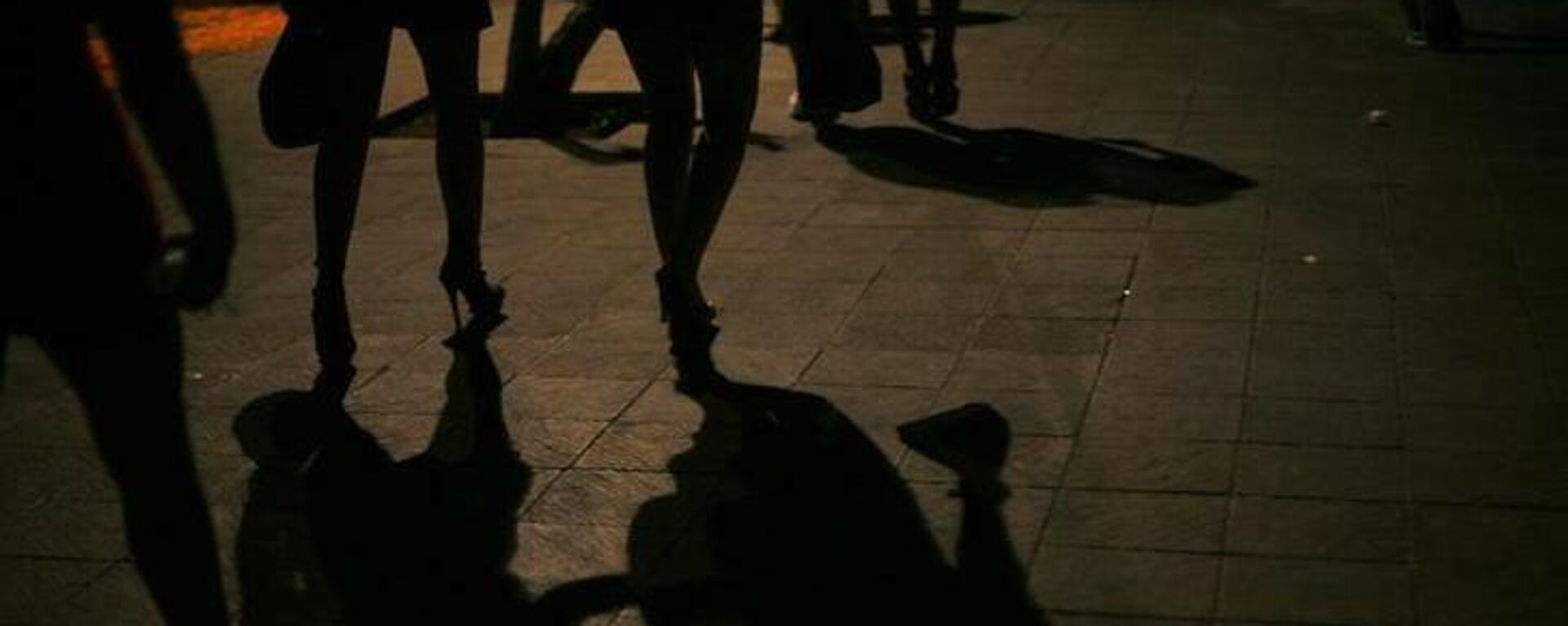 Las sombras de las trabajadoras sexuales - Sputnik Mundo, 1920, 07.04.2021