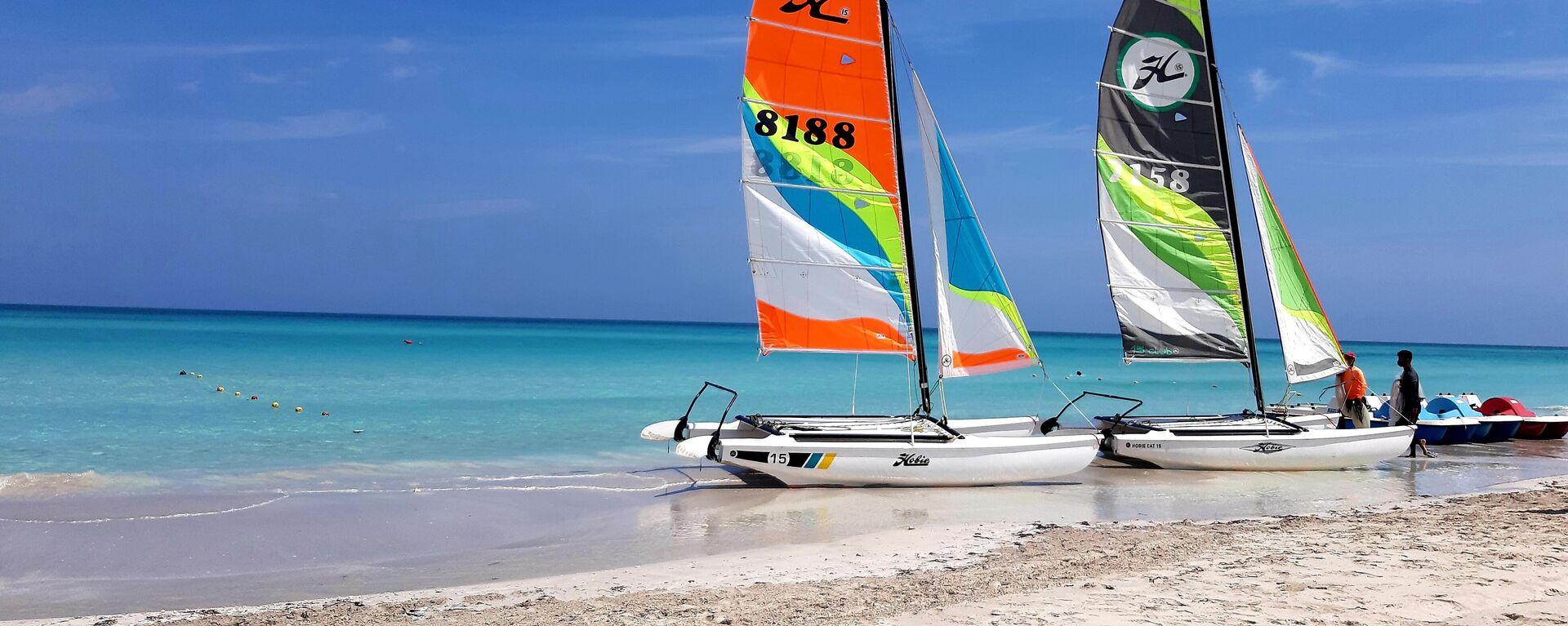 Varadero es una de las 25 mejores playas del mundo - Sputnik Mundo, 1920, 17.09.2021