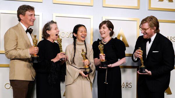 93-я церемония вручения Оскар в Лос-Анджелесе - Sputnik Mundo