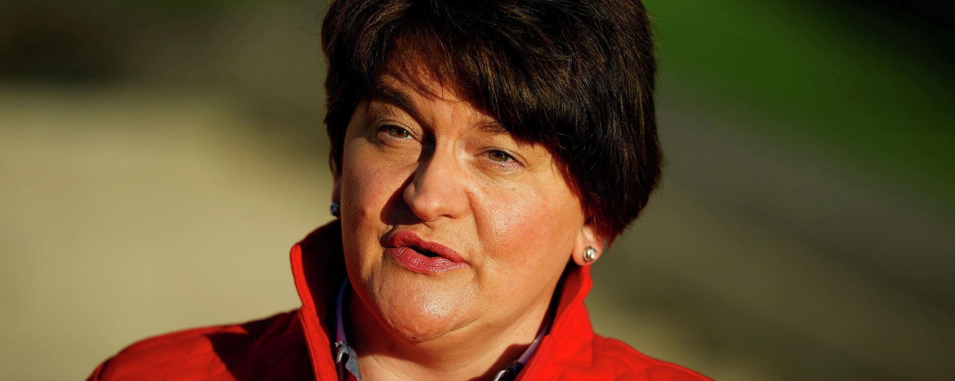 Arlene Foster, ministra principal de Irlanda del Norte y líder del Partido Unionista Democrático (DUP) - Sputnik Mundo, 1920, 28.04.2021
