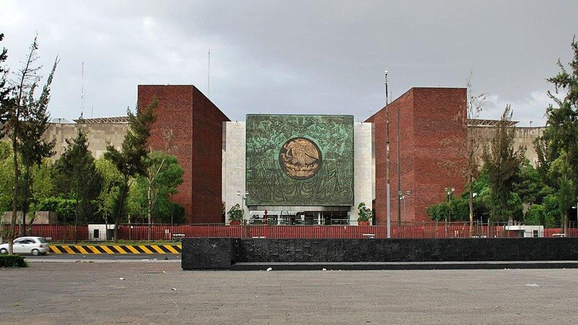 Palacio Legislativo de San Lázaro,  la sede de la Cámara de Diputados de México - Sputnik Mundo, 1920, 08.09.2021
