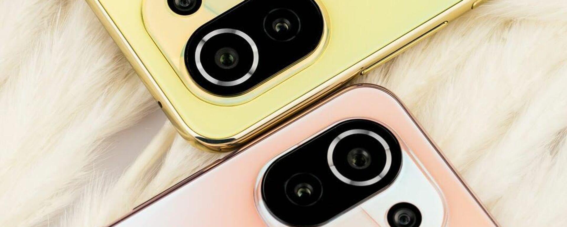 Los teléfonos de Xiaomi - Sputnik Mundo, 1920, 05.07.2021