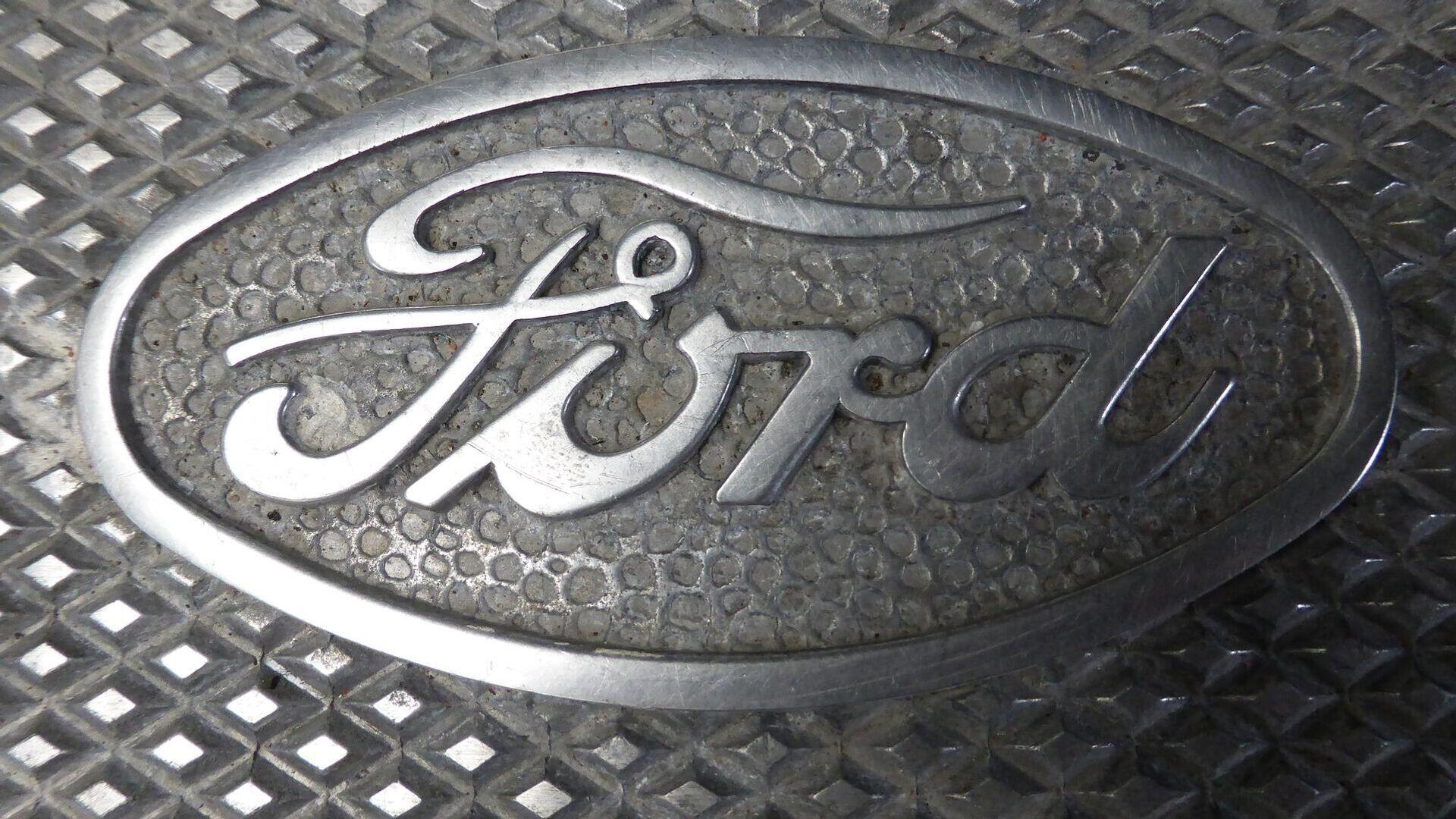 Logo de Ford - Sputnik Mundo, 1920, 16.09.2021