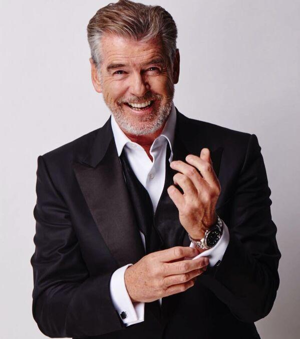 Pierce Brosnan protagonizó cuatro películas de la saga James Bond entre 1995 y 2002. - Sputnik Mundo