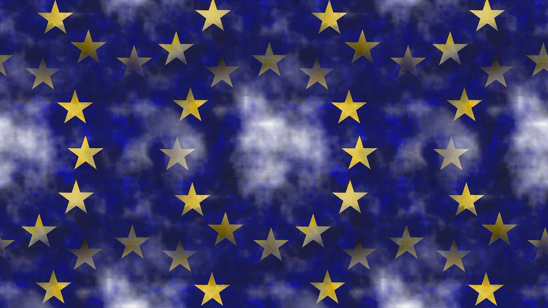 Bandera de la Unión Europea - Sputnik Mundo, 1920, 06.10.2021