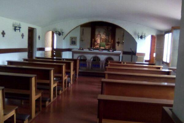La Chacra, donde funcionó hasta 2017 la escuela de numerarias auxiliares pupilas  - Sputnik Mundo
