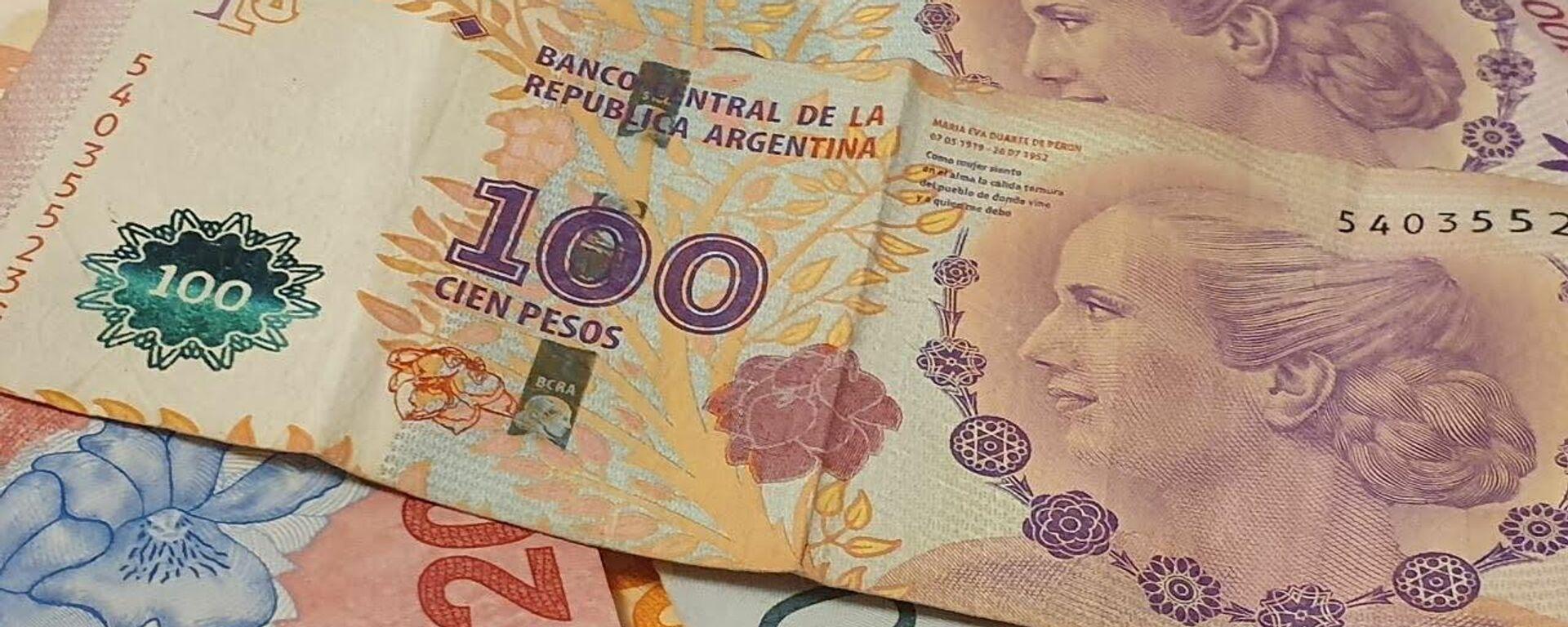 Pesos argentinos - Sputnik Mundo, 1920, 22.09.2021