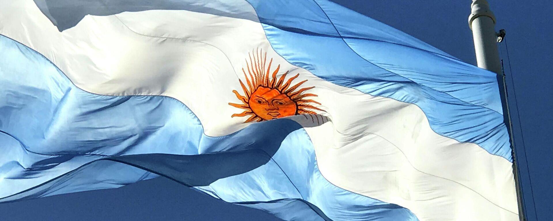 Bandera de Argentina - Sputnik Mundo, 1920, 28.09.2021
