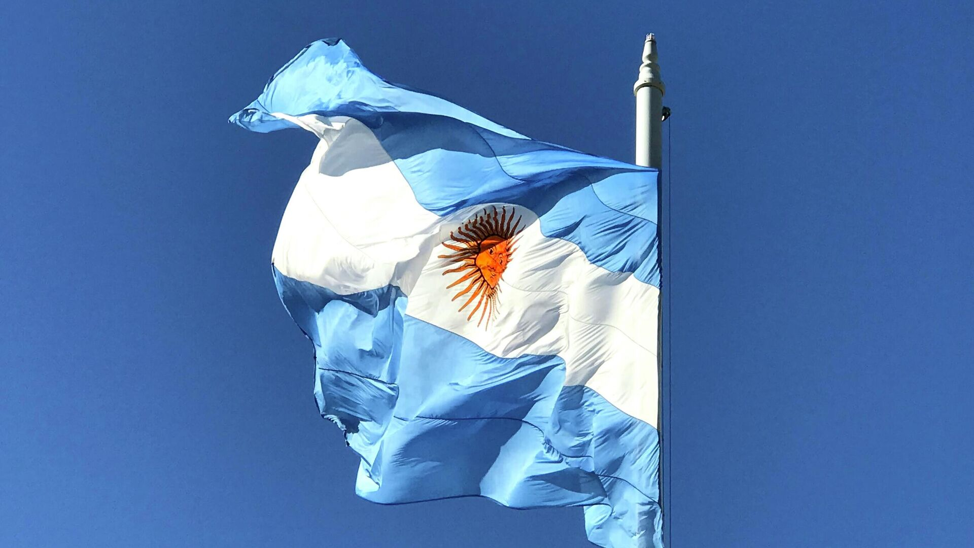 Bandera de Argentina - Sputnik Mundo, 1920, 14.10.2021