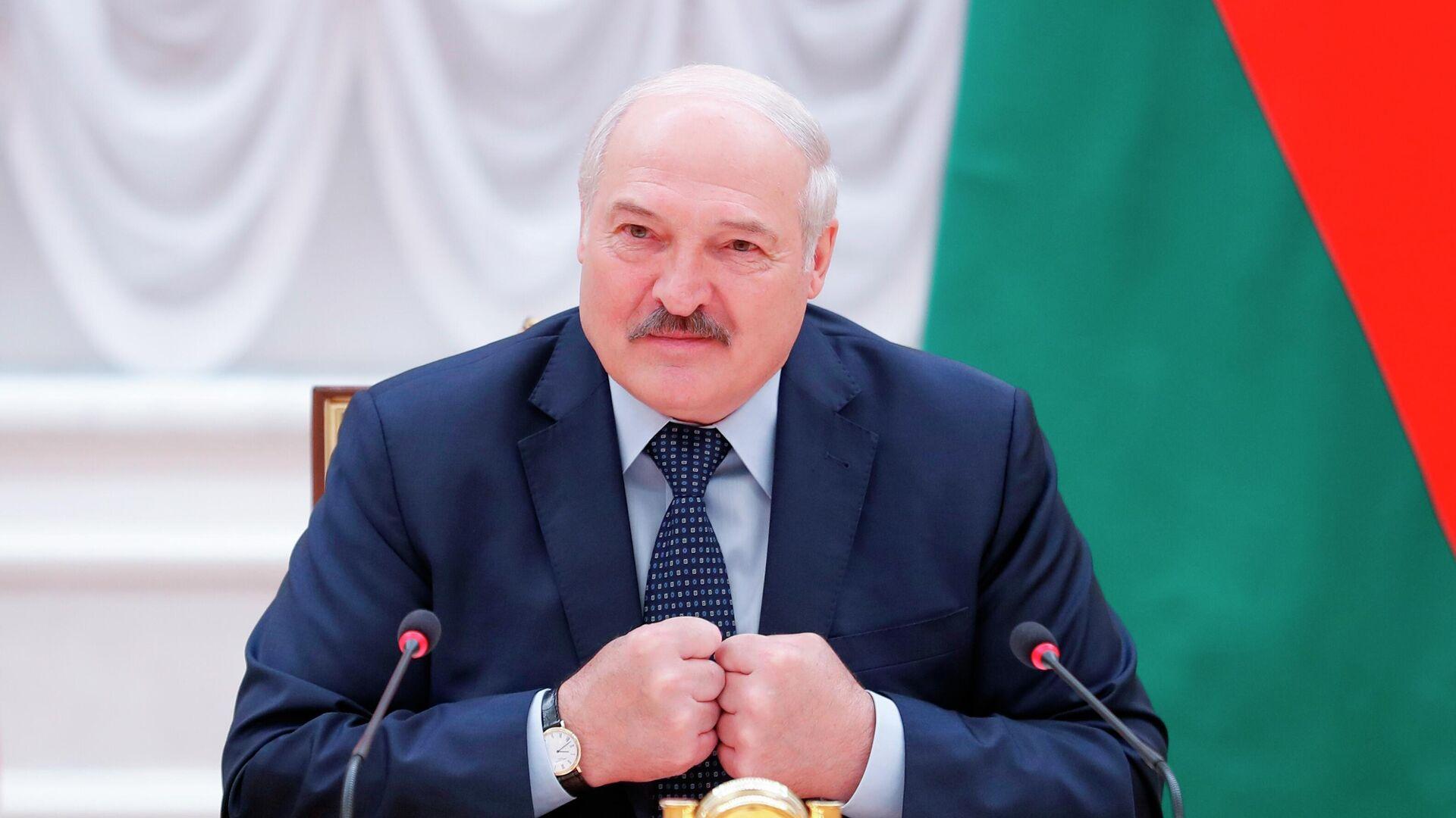 Alexandr Lukashenko, presidente de Bielorrusia - Sputnik Mundo, 1920, 02.10.2021