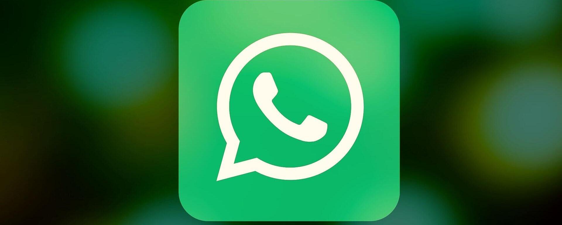 WhatsApp - Sputnik Mundo, 1920, 08.09.2021