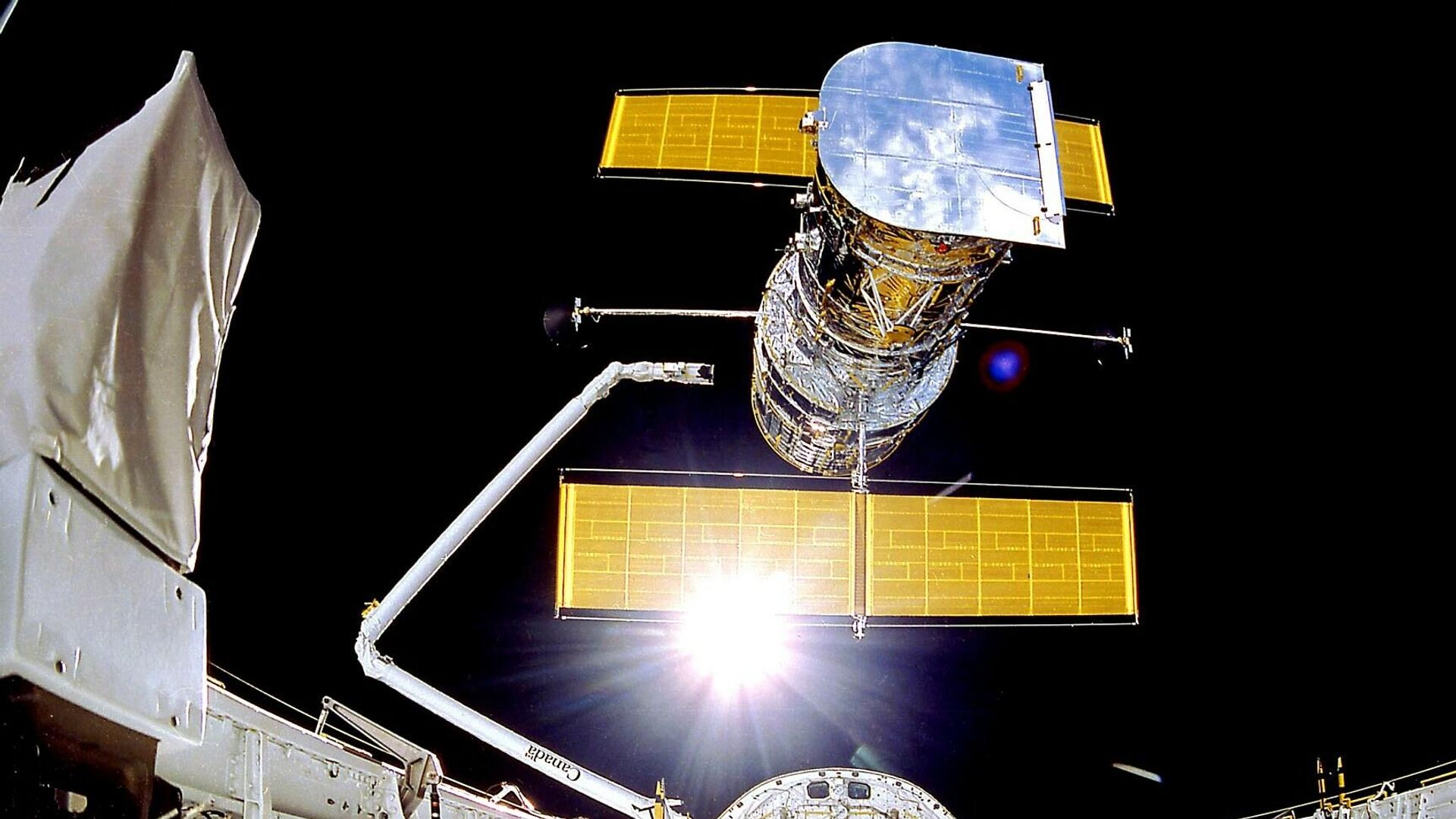 El telescopio espacial Hubble - Sputnik Mundo, 1920, 12.10.2021