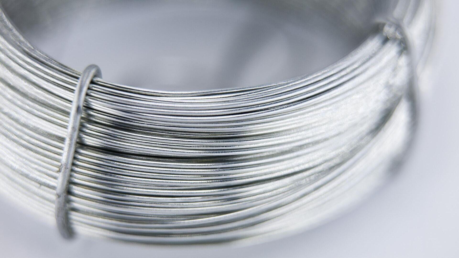 Cable de aluminio (referencial) - Sputnik Mundo, 1920, 11.10.2021
