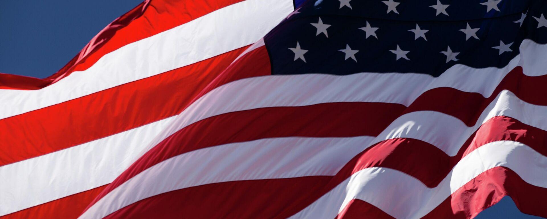 La bandera de Estados Unidos - Sputnik Mundo, 1920, 23.09.2021