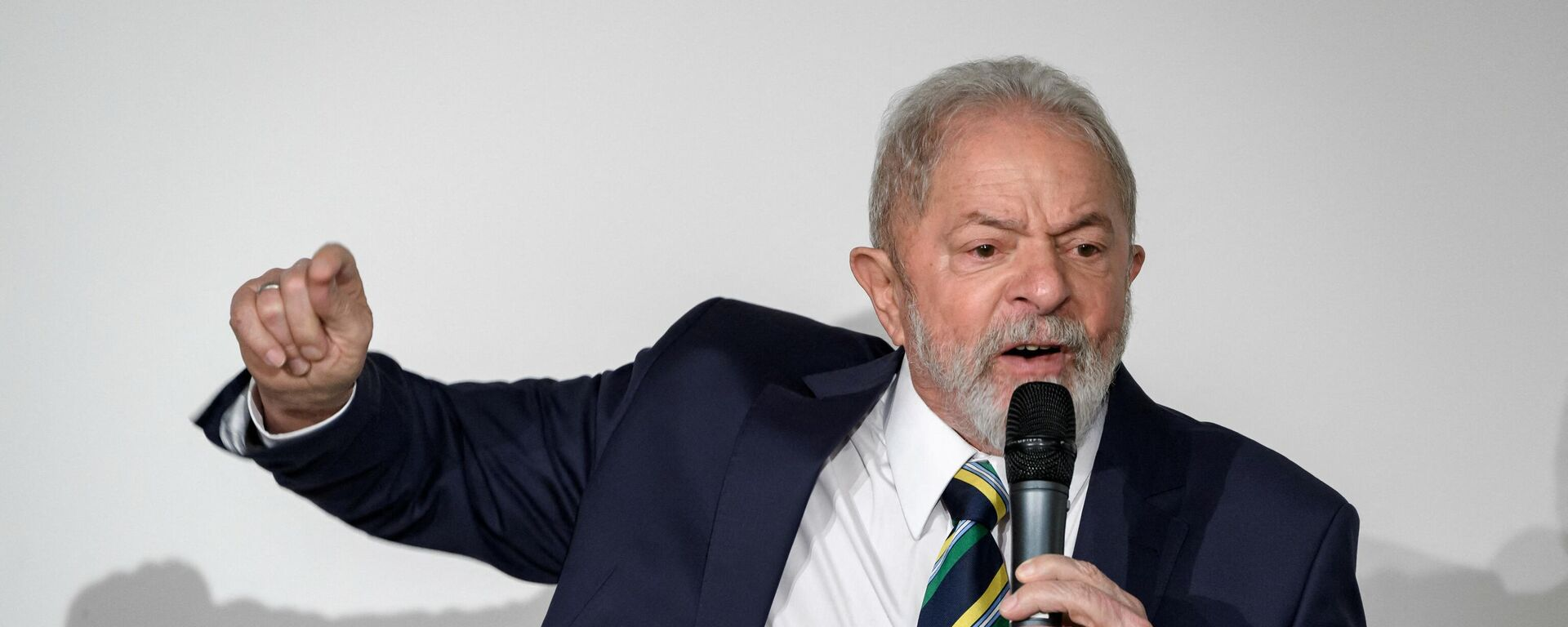 Luiz Inácio Lula da Silva , expresidente de Brasil - Sputnik Mundo, 1920, 20.07.2021