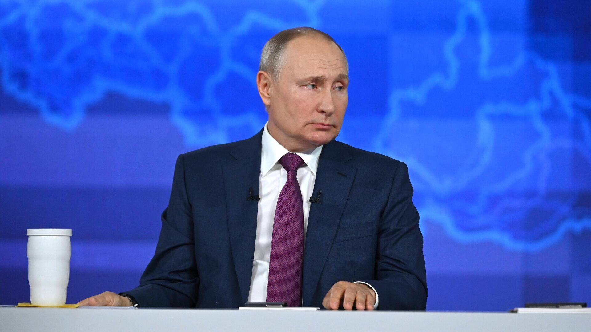 Línea directa con Vladímir Putin 2021 - Sputnik Mundo, 1920, 17.09.2021