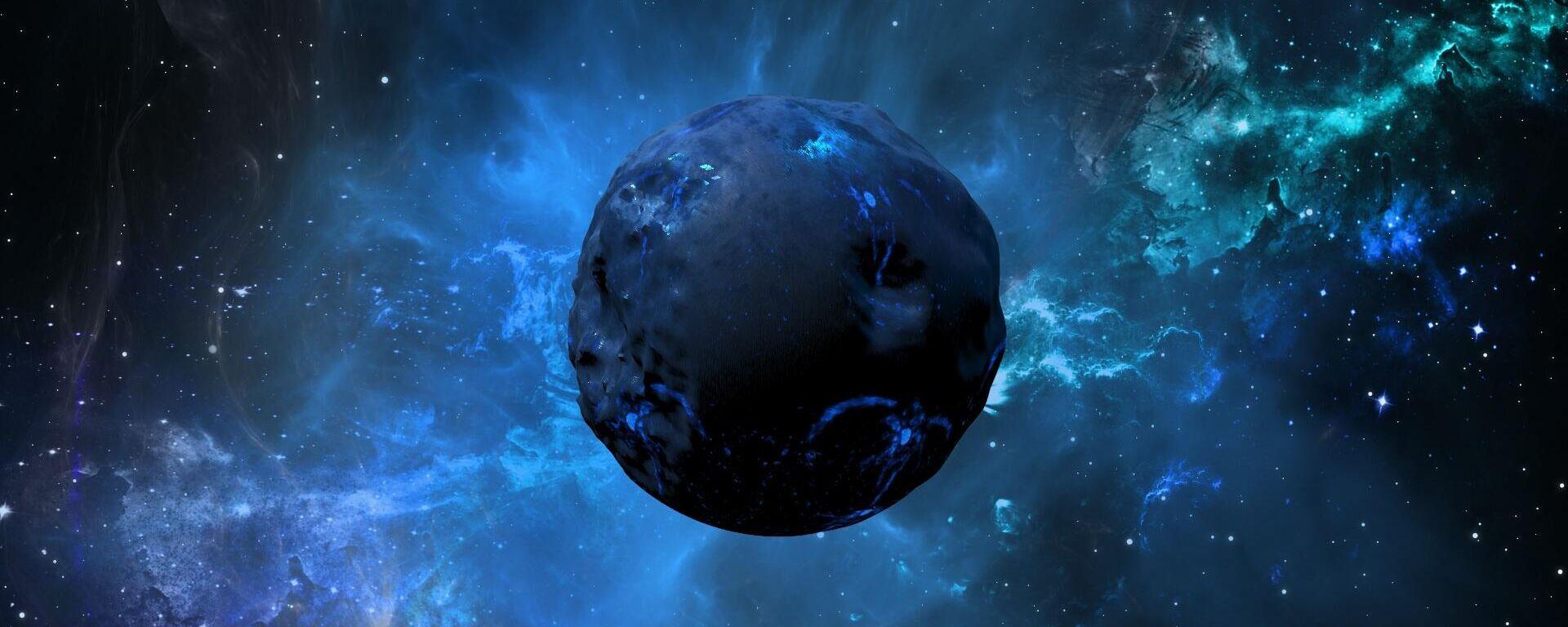 Un cuerpo celeste en el espacio - Sputnik Mundo, 1920, 01.07.2021