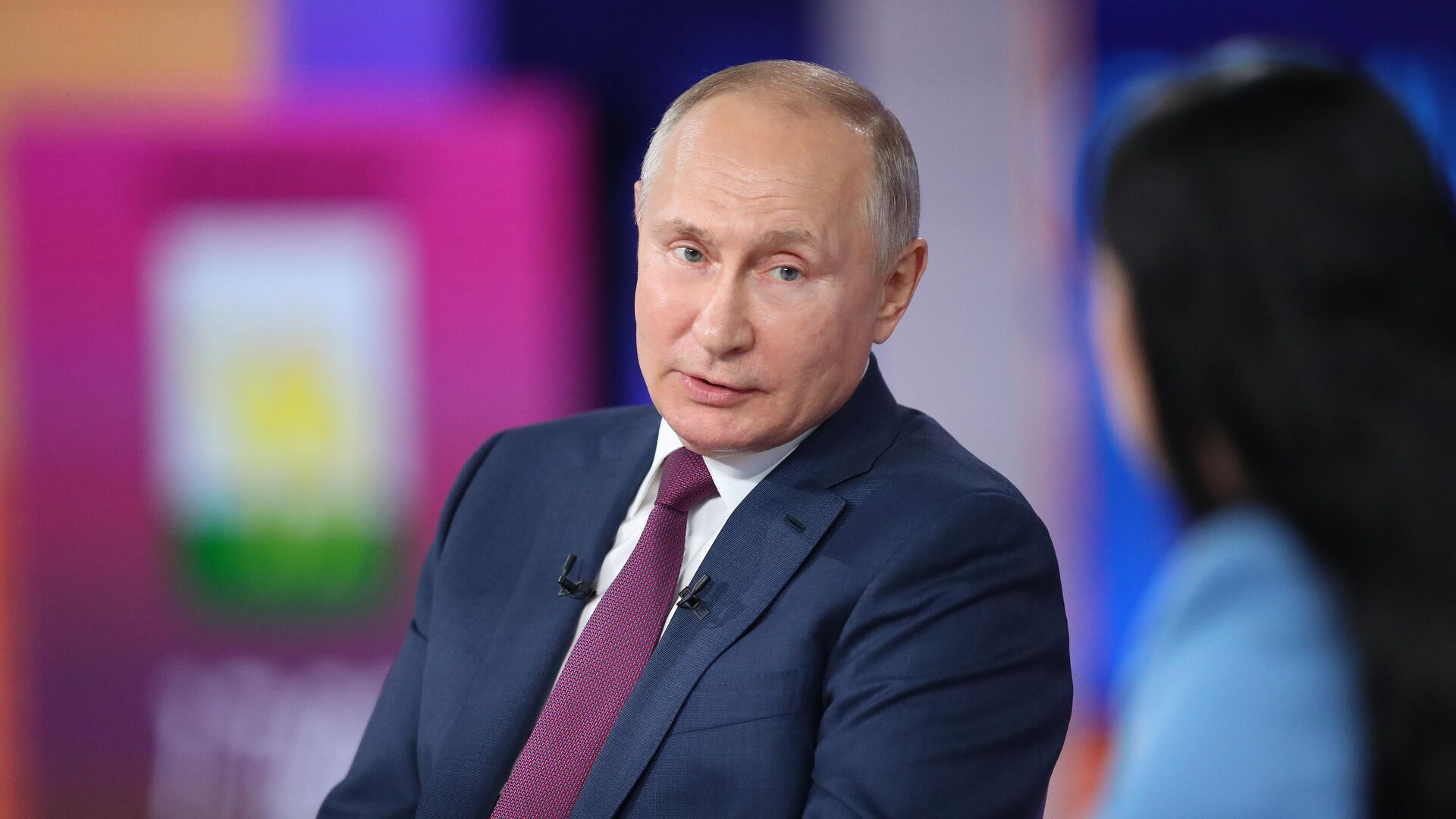 Vladímir Putin, presidente de Rusia - Sputnik Mundo, 1920, 22.08.2021