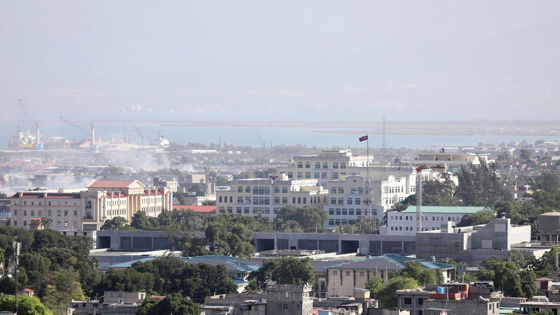 Puerto Príncipe, Haití - Sputnik Mundo, 1920, 28.07.2021