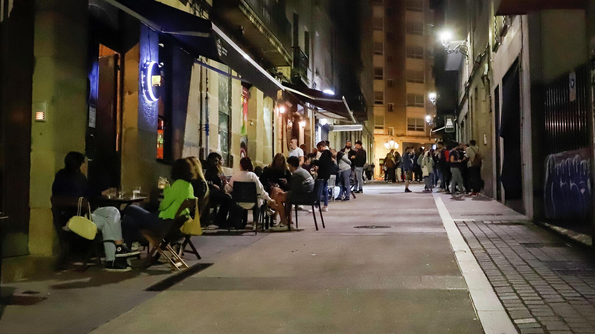 Cambian en Galicia las condiciones para acceder a bares y restaurantes - Sputnik Mundo, 1920, 27.09.2021