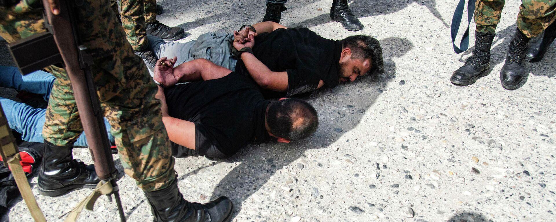 Los detenidos cómplices del asesinato del presidente haitiano, Jovenel Moise - Sputnik Mundo, 1920, 19.08.2021