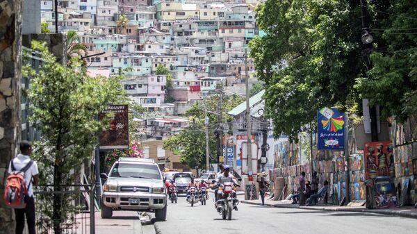 Puerto Príncipe, Haití - Sputnik Mundo