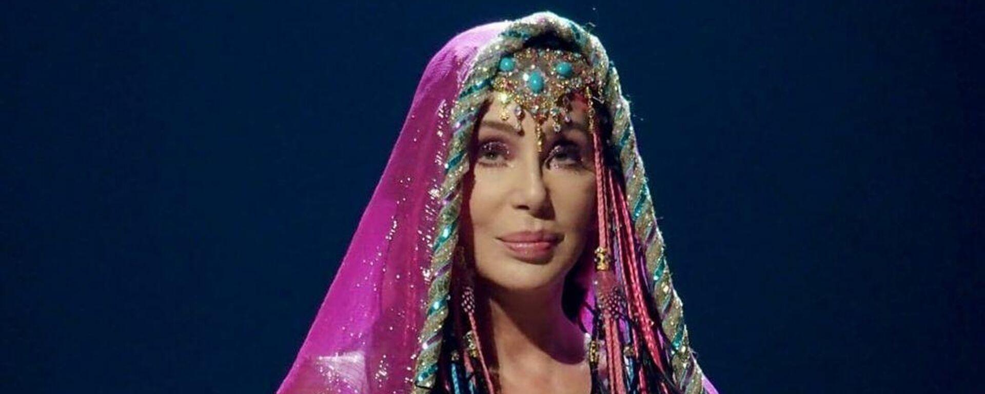 Cher, cantante estadounidense - Sputnik Mundo, 1920, 21.07.2021