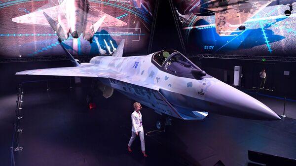 Презентация нового военного самолета Checkmate на МАКС-2021 - Sputnik Mundo