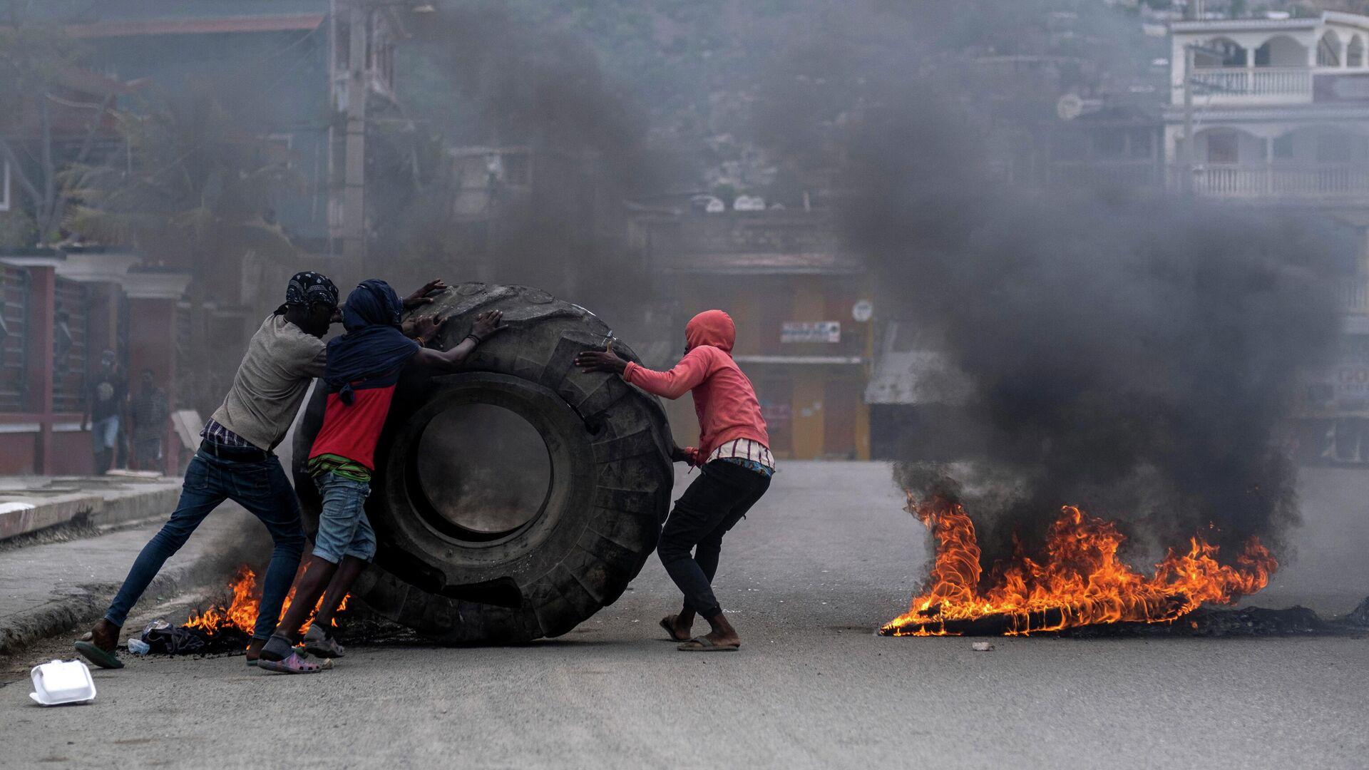 Disturbios en Cabo Haitiano, Haití - Sputnik Mundo, 1920, 11.08.2021