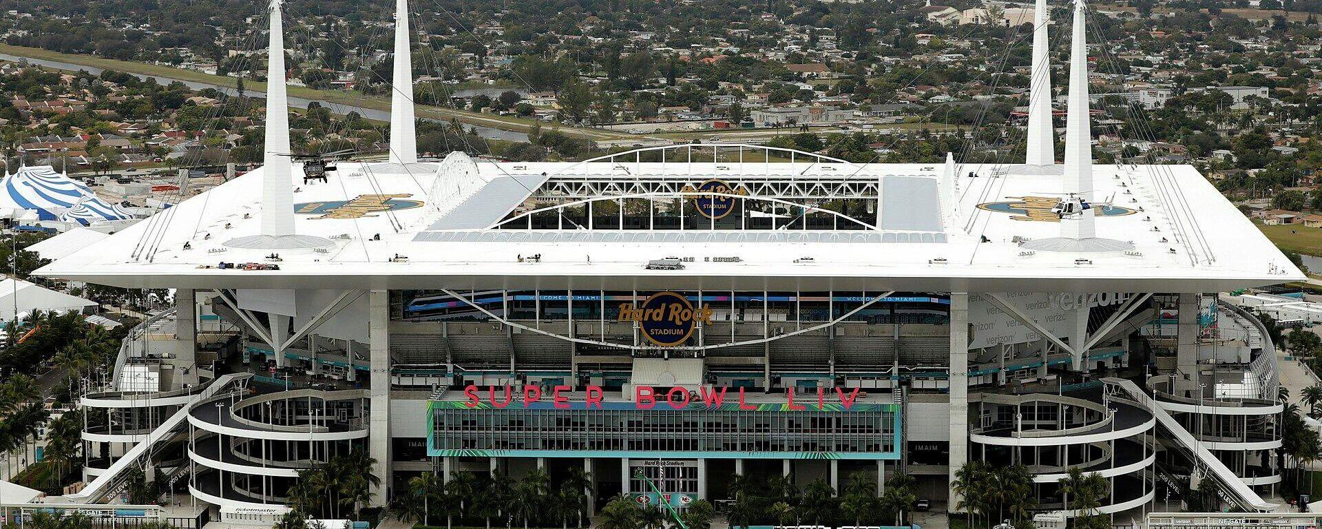 Hard Rock Stadium de Miami, EEUU - Sputnik Mundo, 1920, 23.07.2021
