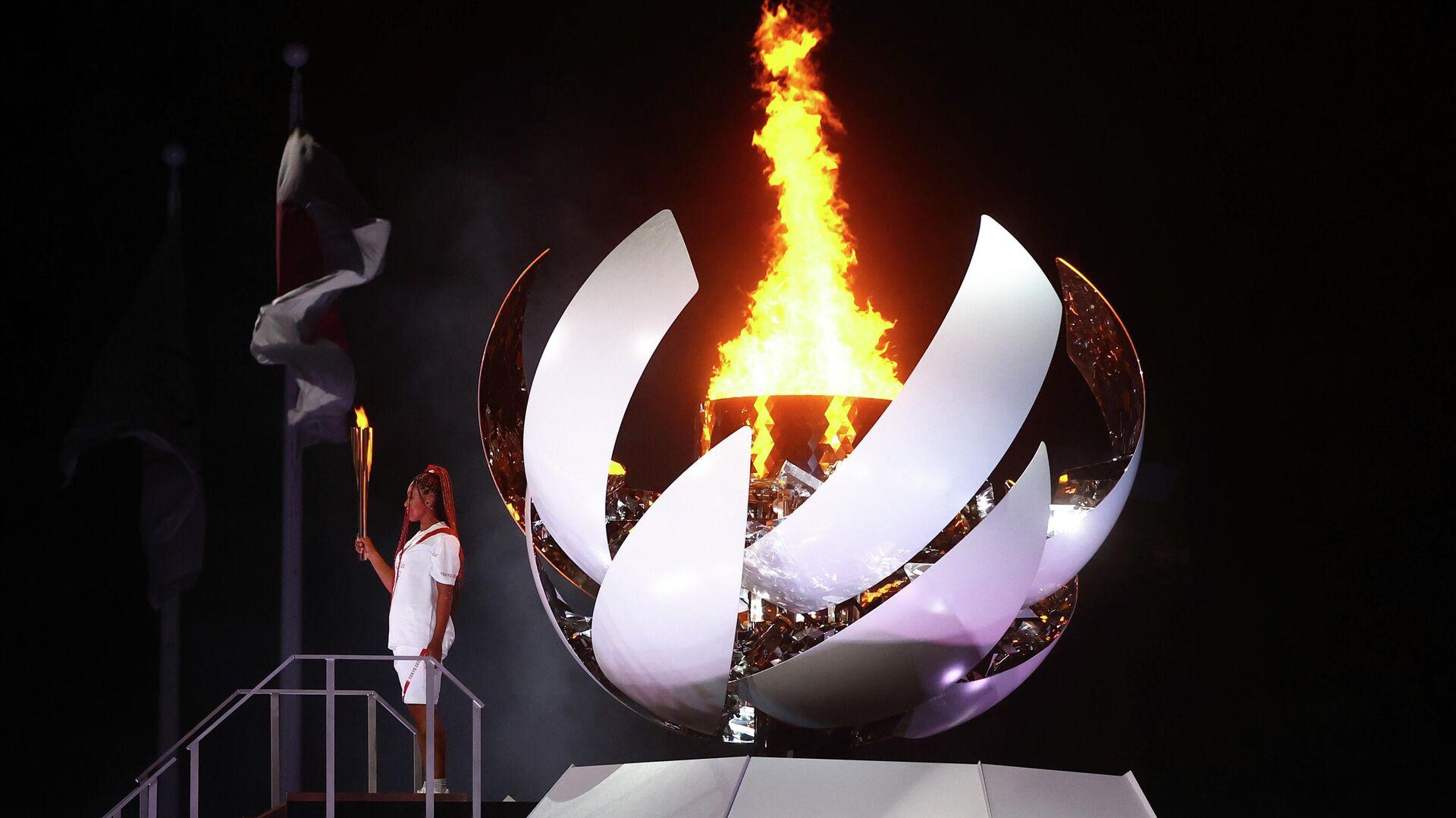 La ceremonia de apertura de los Juegos Olímpicos de Tokio 2020 - Sputnik Mundo, 1920, 23.07.2021