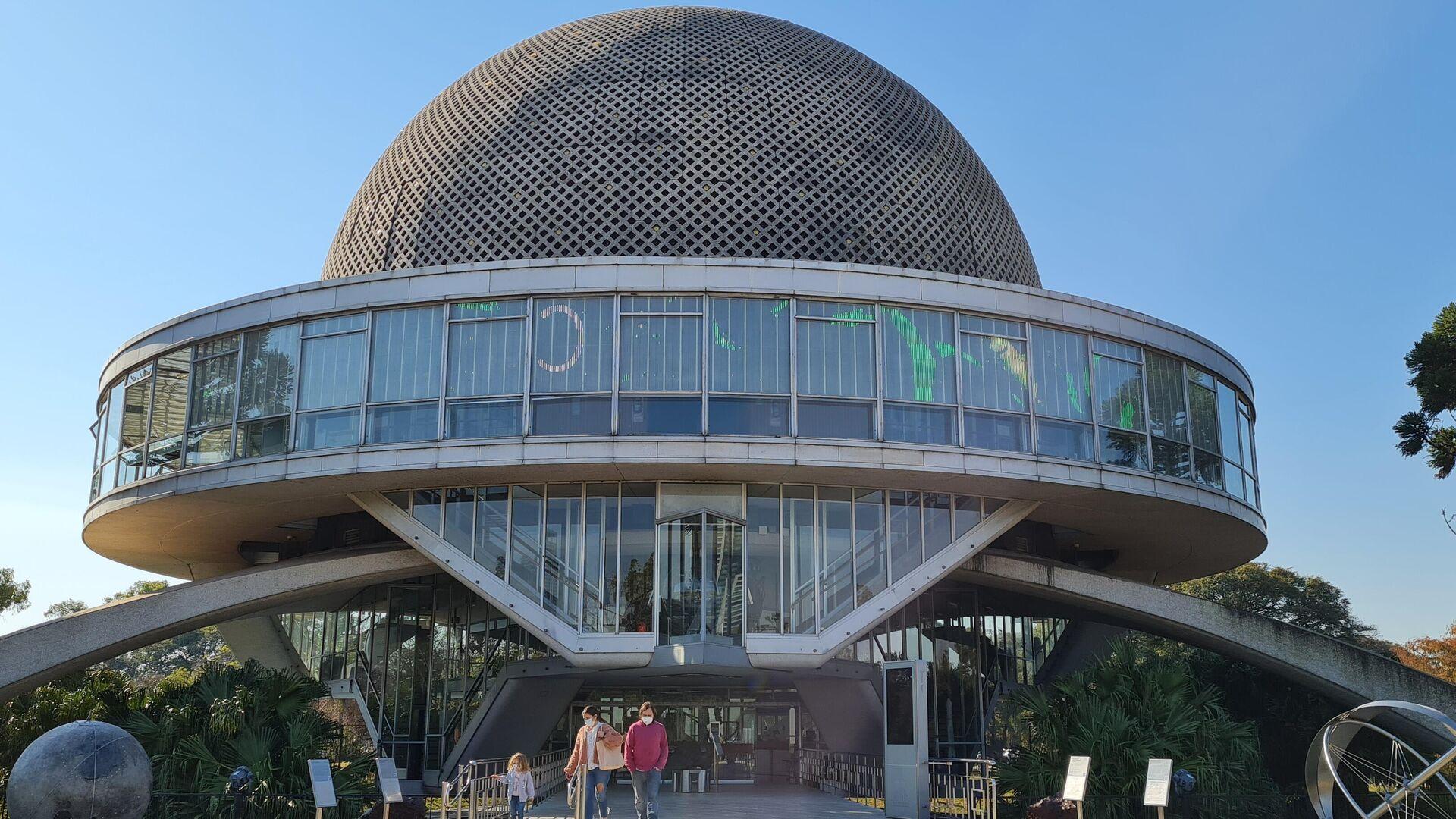 Planetario de Buenos Aires - Sputnik Mundo, 1920, 23.07.2021