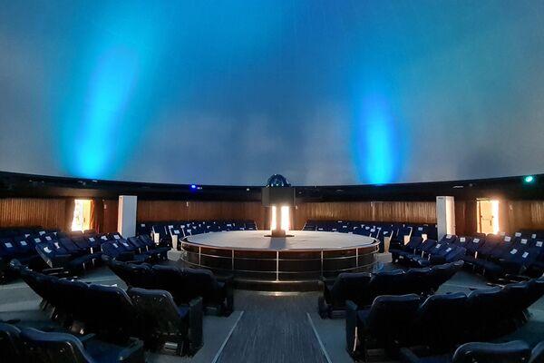 Domo del Planetario de Buenos Aires - Sputnik Mundo