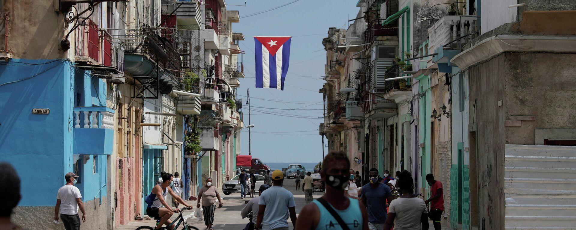 Situación en La Habana, Cuba - Sputnik Mundo, 1920, 27.07.2021