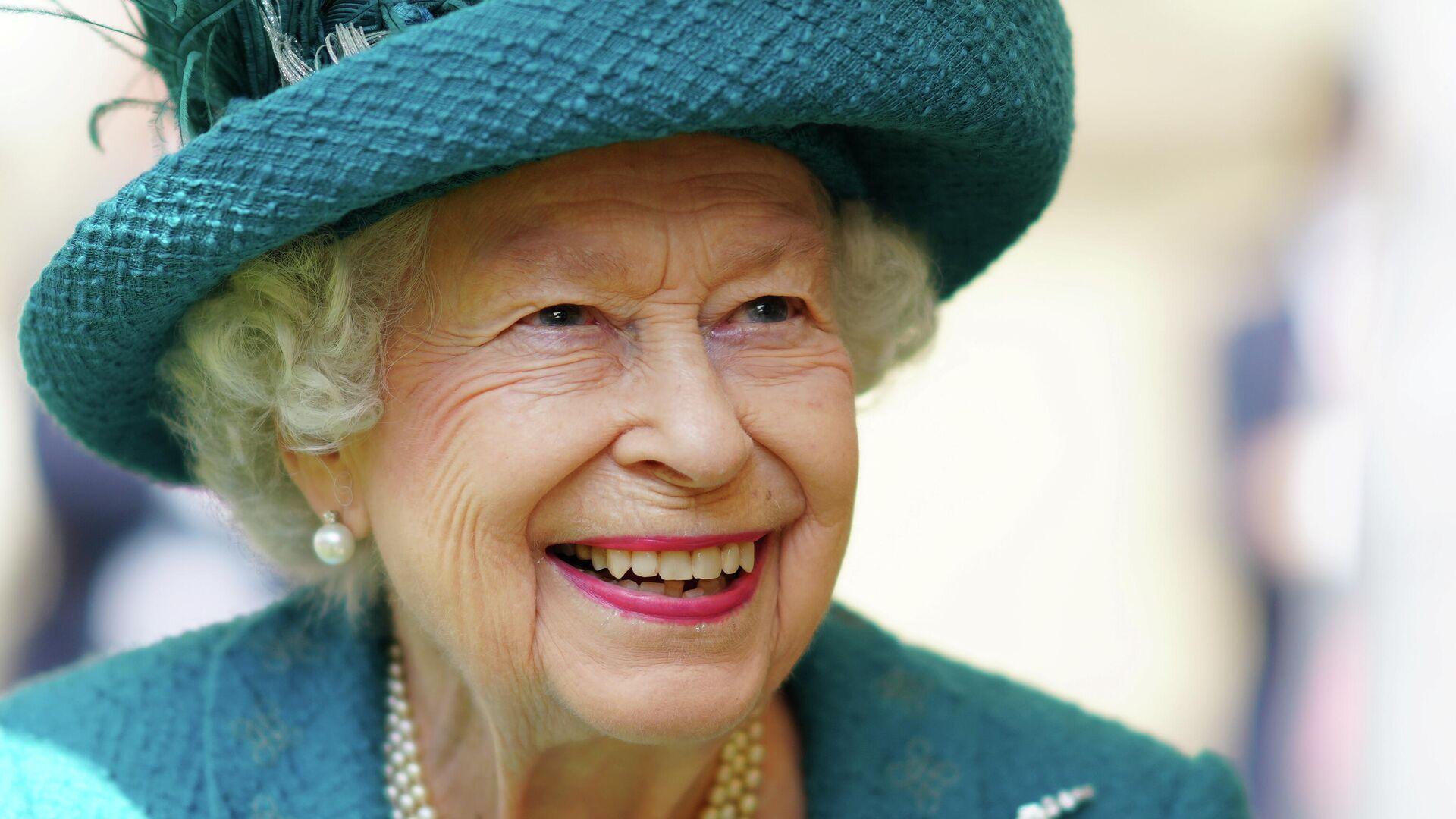 La reina Isabel II - Sputnik Mundo, 1920, 29.07.2021